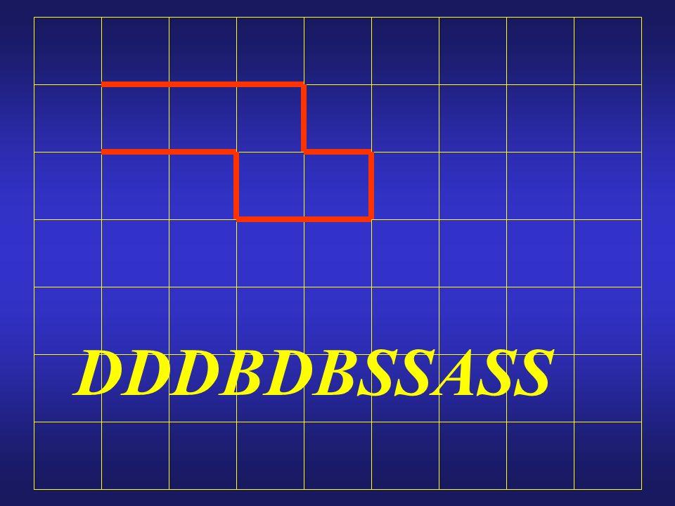 DDDBDBSSASS