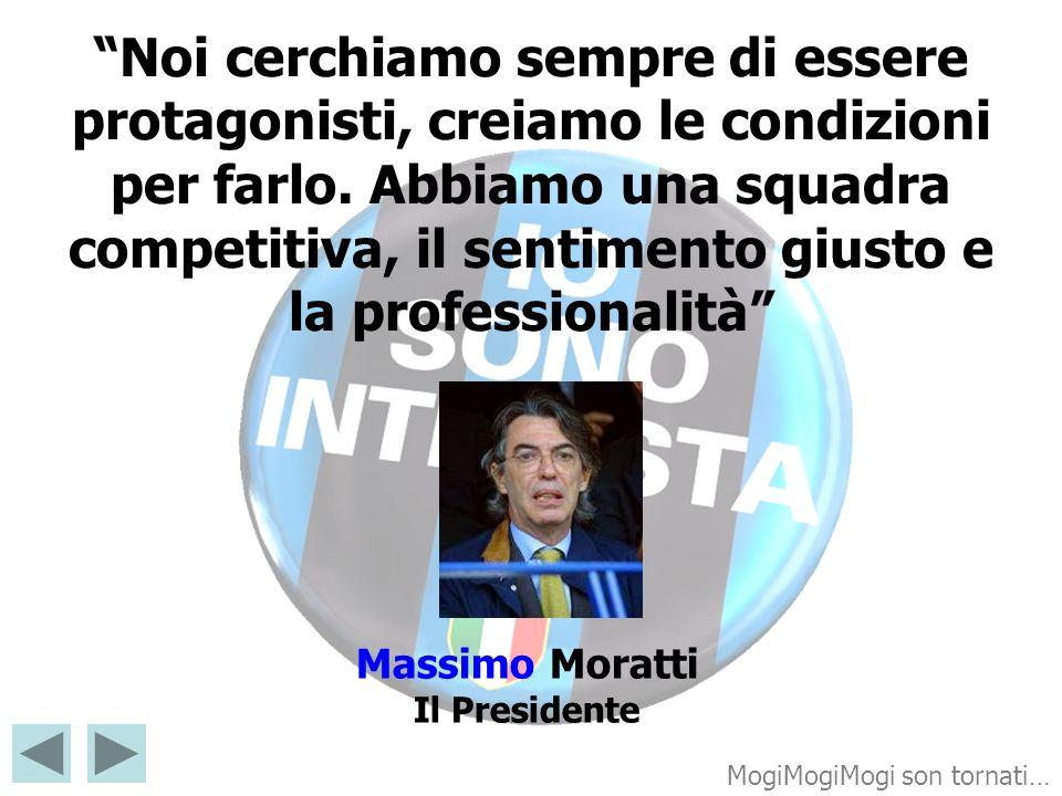 21 aprile 2006 Inter con Giraudo, Moggi e Capello La voce circola già da un po di tempo ed ora sembra che stiano iniziando le trattative vere e proprie.
