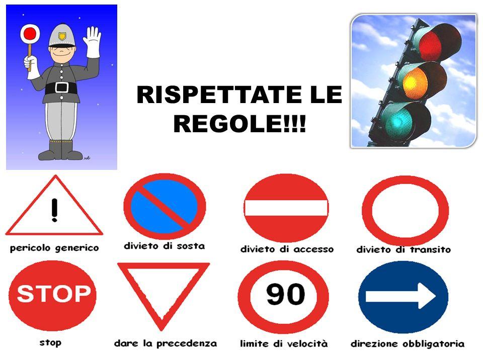 RISPETTATE LE REGOLE!!!
