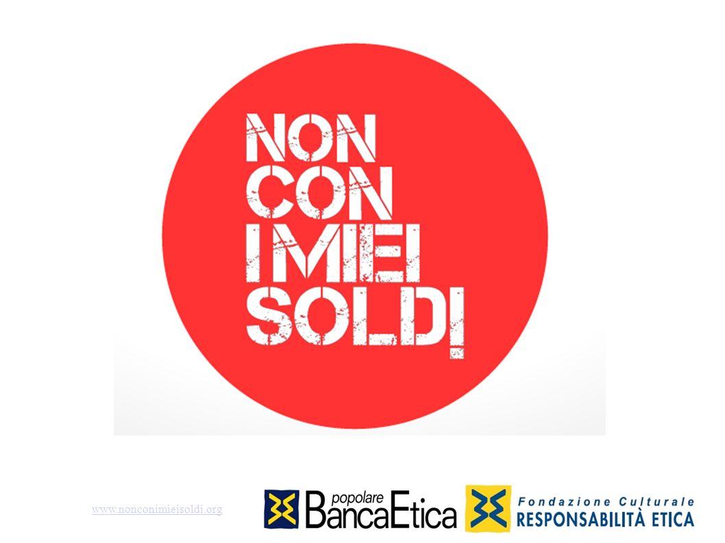 Banca Etica Nata nel 1999 da un movimento di organizzazioni e cittadini è il primo istituto bancario che si ispira la sua azione ai principi della finanza etica (Art.