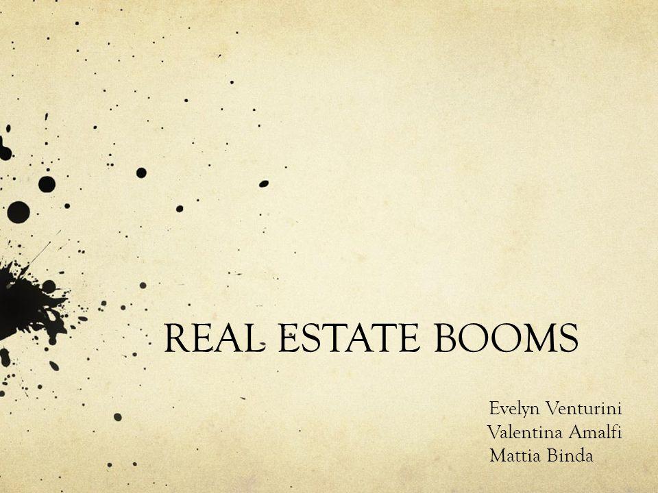 I boom sono generalmente accompagnati da rapide crescite del credito e da unelevata crescita del leverage.