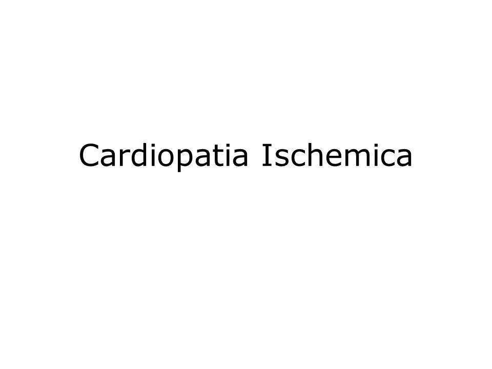 Ischemia is characterized by an imbalance between myocardial oxygen supply and demand.