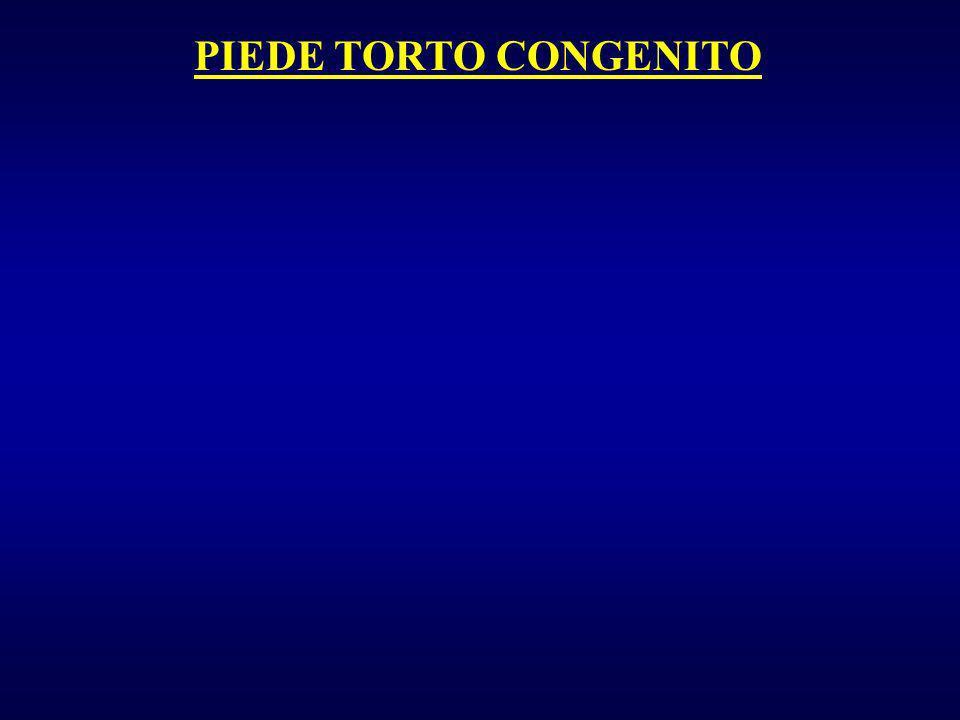 PIEDE TORTO CONGENITO