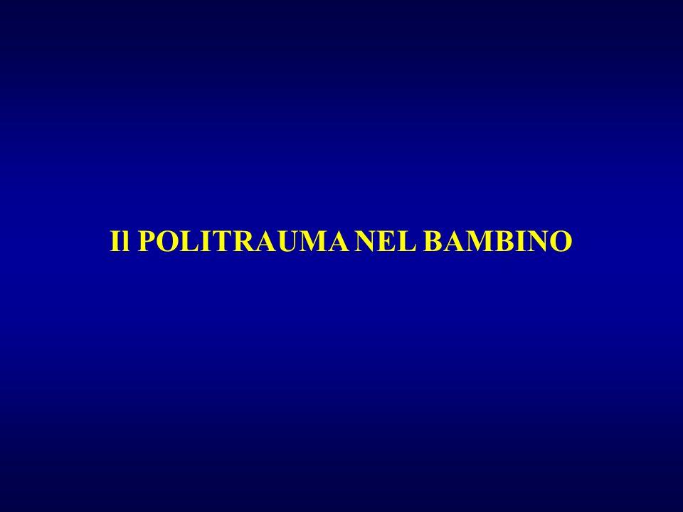 Il POLITRAUMA NEL BAMBINO
