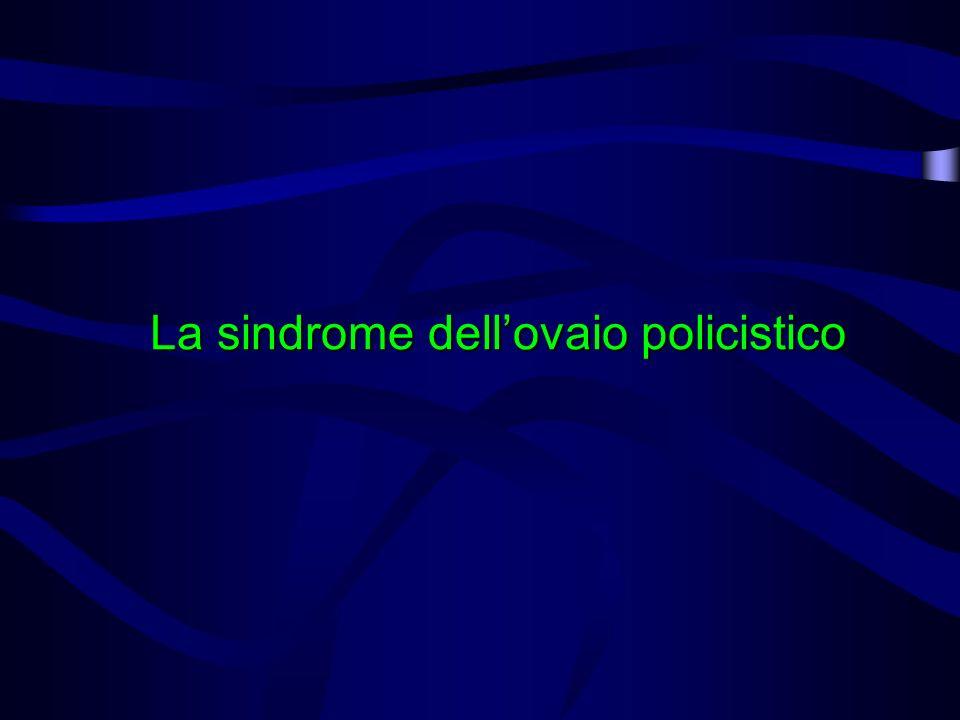 La sindrome dellovaio policistico La sindrome dellovaio policistico