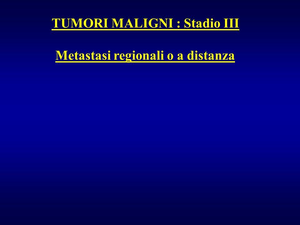 Tumefazione Metastasi ossee