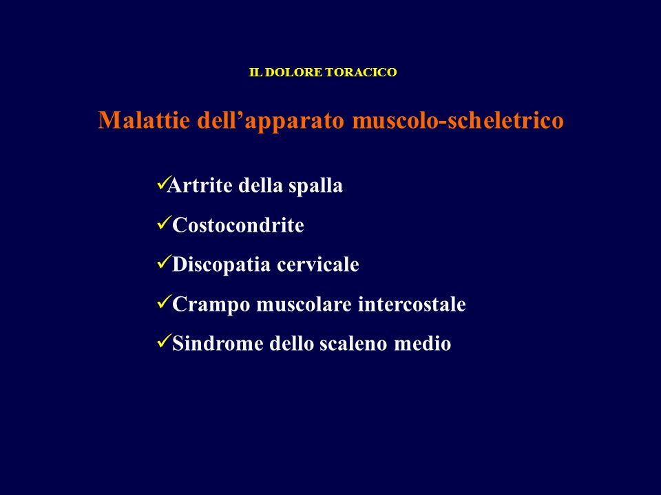 LA SINDROME CORONARICA ACUTA Terapia anticoagulante e farmaci fibrinolitici De Bono A.D.