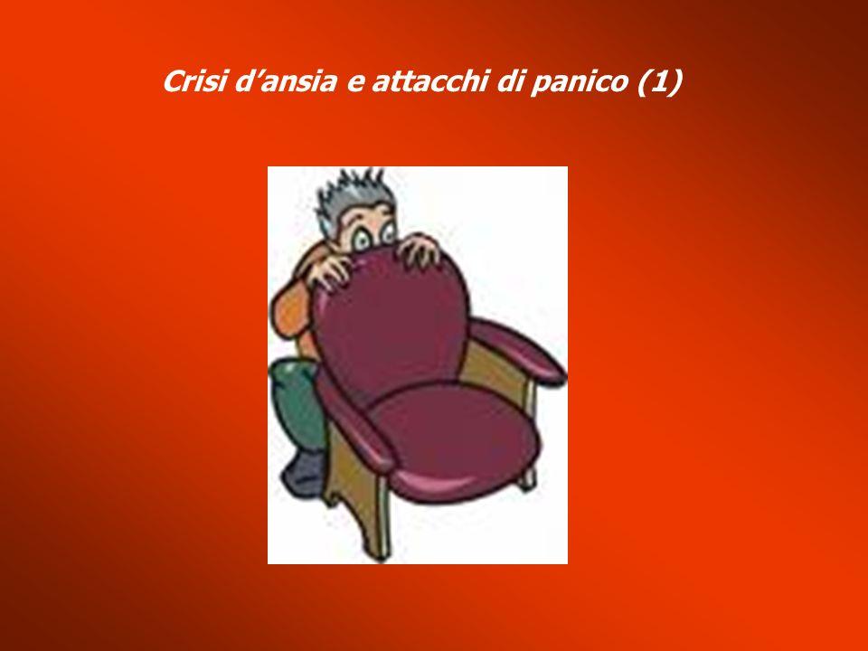 Crisi dansia e attacchi di panico (1)