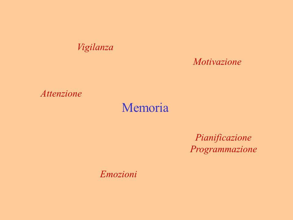 La Memoria umana non è una funzione unitaria ma è costituita da differenti sistemi funzionalmente coordinati e anatomicamente indipendenti, con fini e comportamenti diversi, tutti condividono il fine di immagazzinare informazioni per poterle riutilizzare in futuro