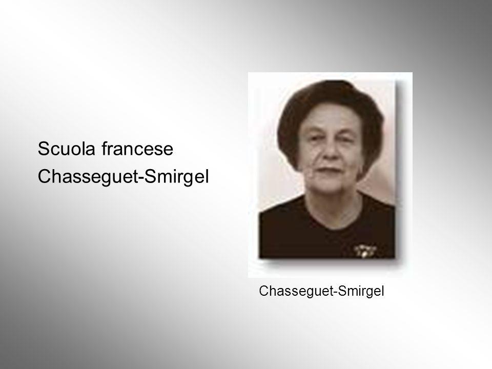 Scuola francese Chasseguet-Smirgel