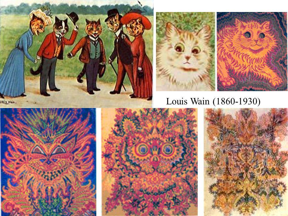 Louis Wain (1860-1930)