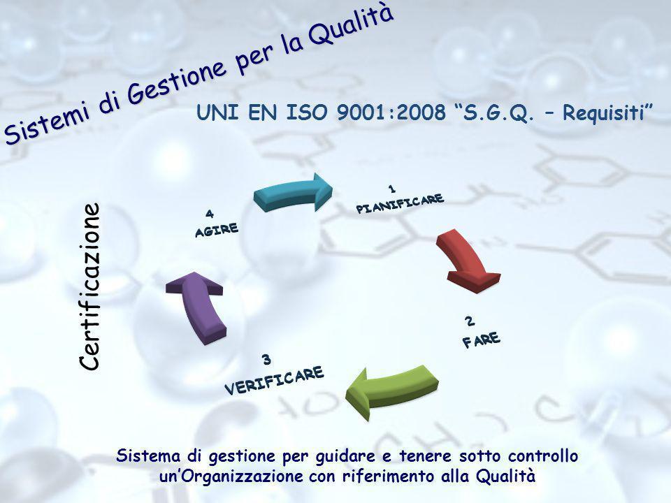 ACCREDIA Per ottenere laccreditamento ACCREDIA è necessario avere un sistema di gestione conforme alla ISO 17025.