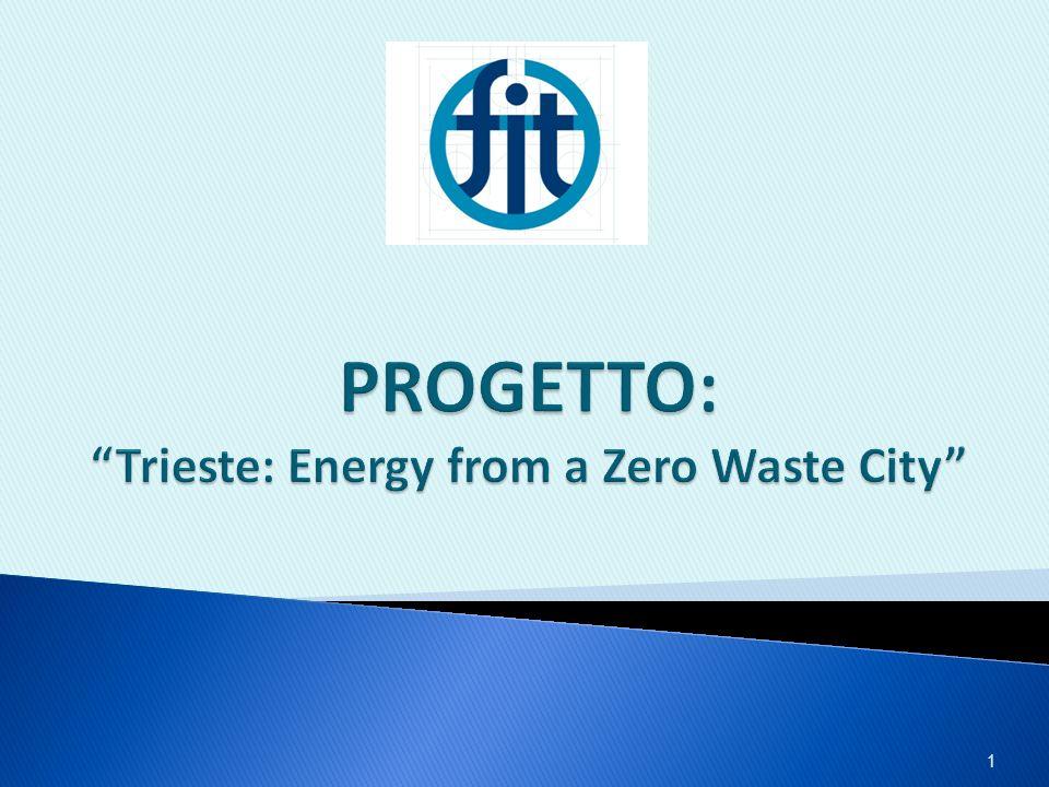 PROGETTO: Trieste: Energy from a Zero Waste City Recupero di 80-90% del riciclabile Flusso dellorganico più pulito Trattamento anaerobico multi-fase Produzione di Biomassa (compost pulito ) Formazione e Informazione Alto quantitativo di Biogas ricco Produzione di Energia Rinnovabile Bassi costi di costruzione 22 Per concludere …… …….(e iniziare a lavorare) Bassi costi di gestione Impianto modulare Creazione di nuovi posti di lavoro Incremento della Ricerca scientifica e Tecnica Sviluppo nuovi brevetti Diffusione e disseminazione delle eccellenze di Trieste Città della Scienza nel mondo FIT - Fondazione Internazionale Trieste per il Progresso e la Libertà delle Scienze
