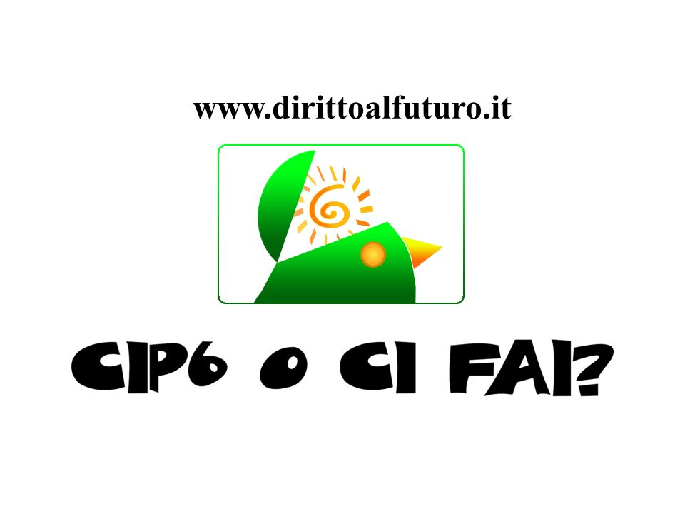 www.dirittoalfuturo.it