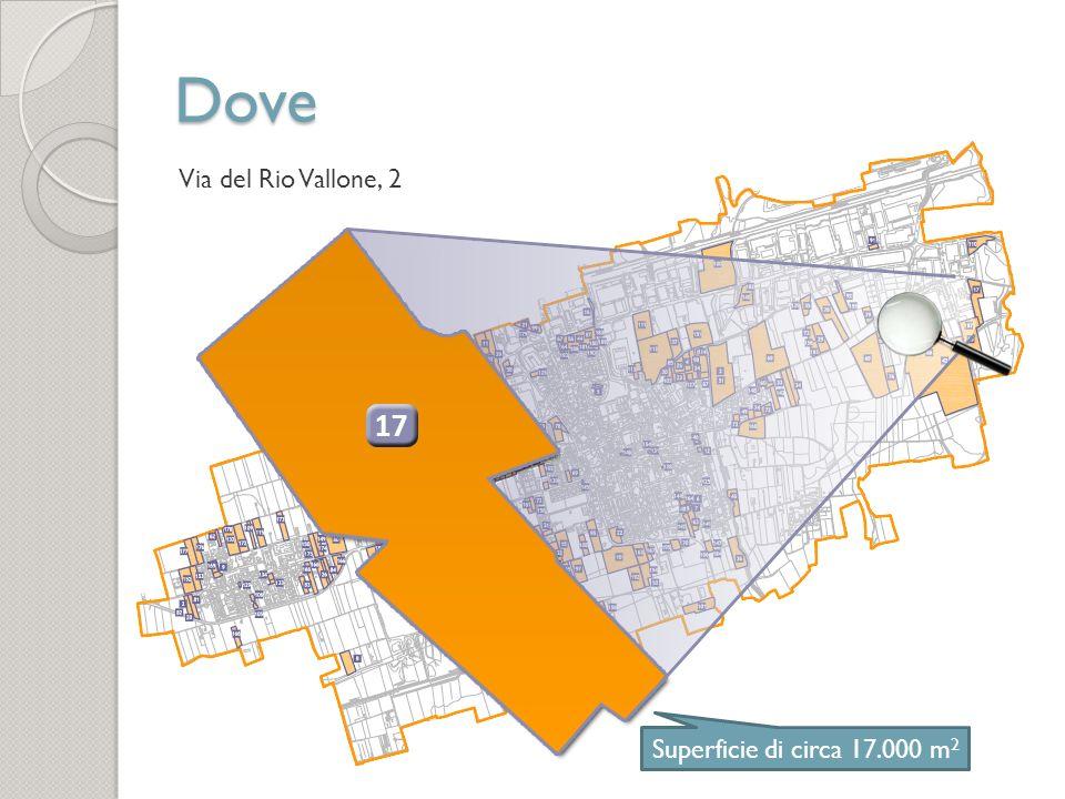 Localizzazione PLIS - PARCO DEL RIO VALLONE