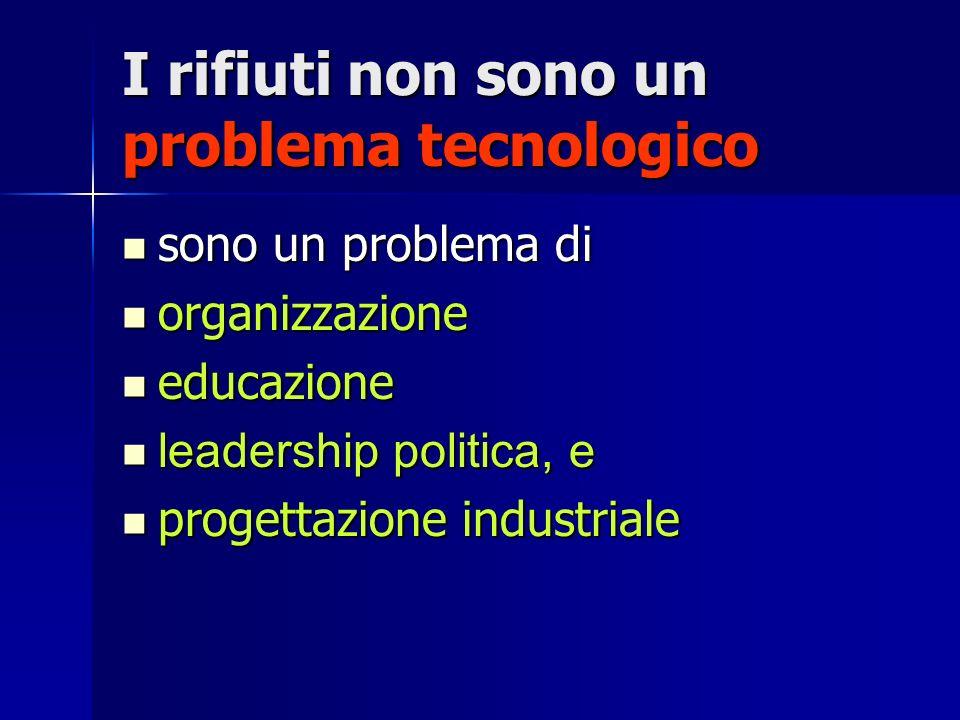 sono un problema di sono un problema di organizzazione organizzazione educazione educazione leadership politica, e leadership politica, e progettazione industriale progettazione industriale