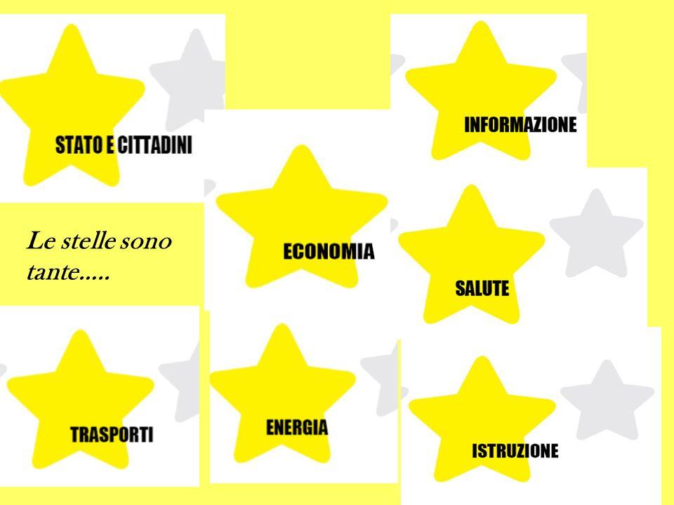 Le stelle sono tante…..