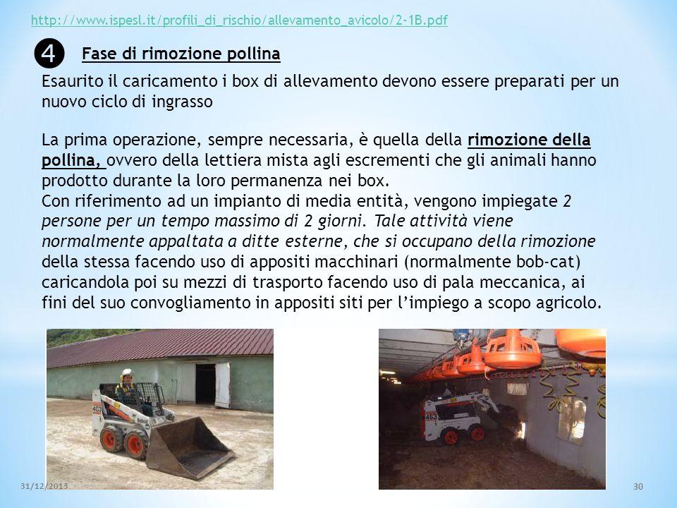 http://www.ispesl.it/profili_di_rischio/allevamento_avicolo/2-1B.pdf Esaurito il caricamento i box di allevamento devono essere preparati per un nuovo