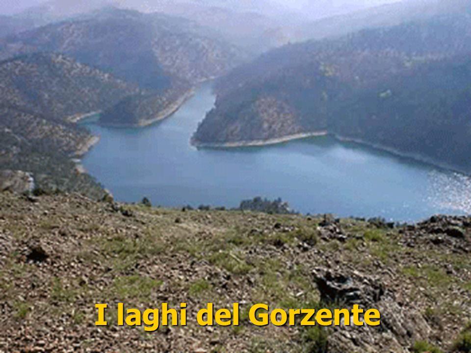 I laghi del Gorzente
