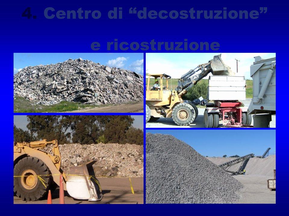 4.Centro di decostruzione e ricostruzione