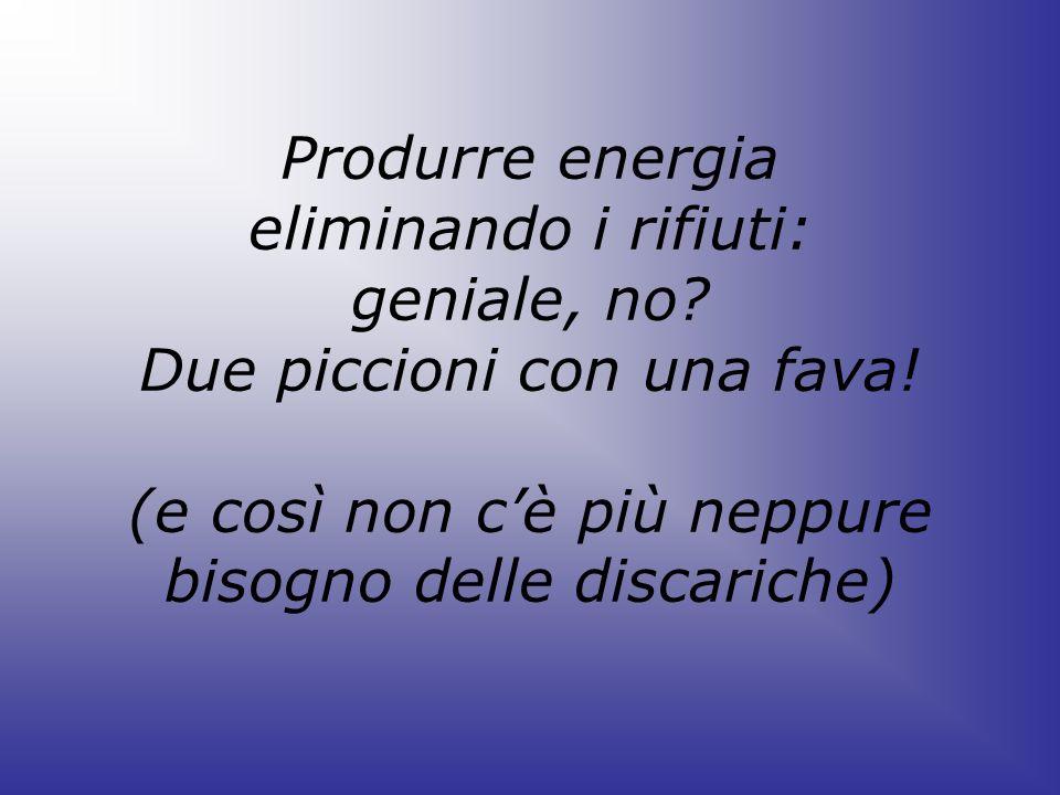 Per quanto riguarda l Italia i CIP6 agli inceneritori (cioè i finanziamenti impropri) sono pari a 53 MILIARDI di euro!!!