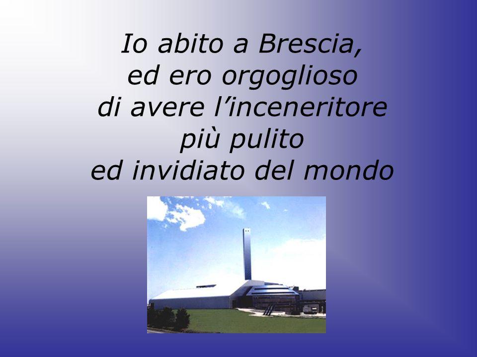 8) INCENERIRE FA MALE ALLEFFETTO SERRA I proprietari dellinceneritore di Brescia (lo conoscete, no.