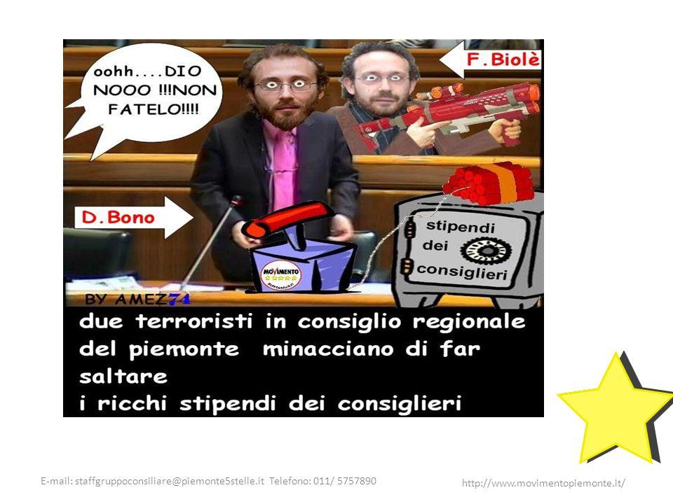 E-mail: staffgruppoconsiliare@piemonte5stelle.it Telefono: 011/ 5757890 http://www.movimentopiemonte.it/