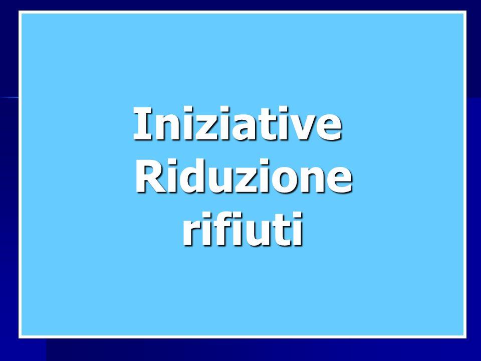 IniziativeRiduzionerifiuti