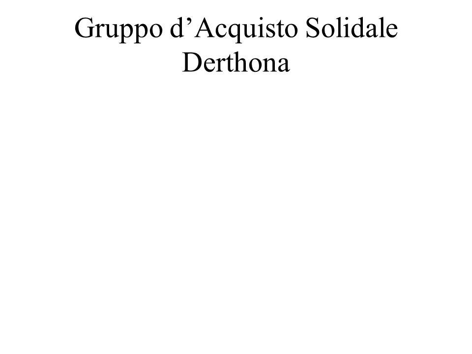 Gruppo dAcquisto Solidale Derthona