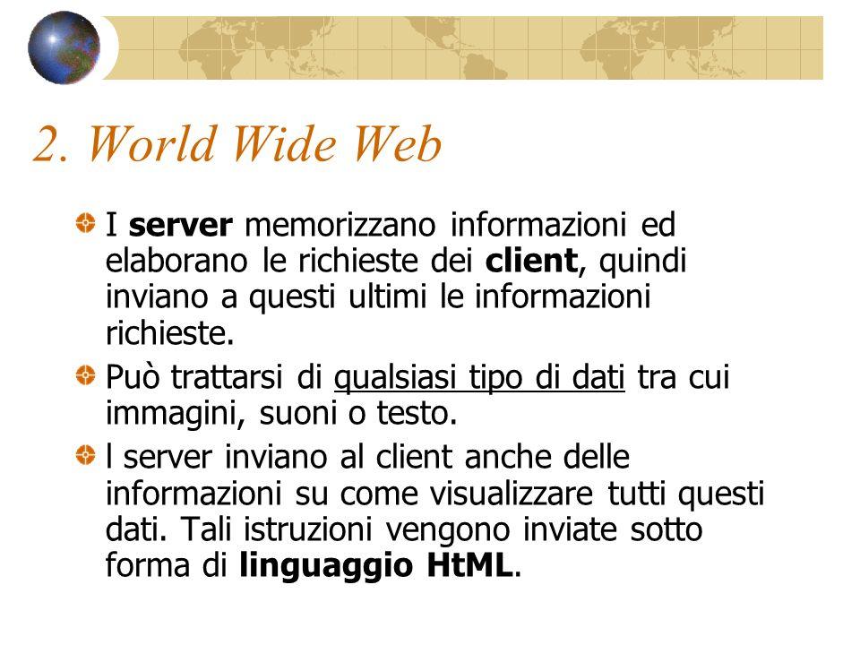 1.Link E possibile cambiare lo stile e laspetto dei collegamenti usando le OPTIONS dei browser.