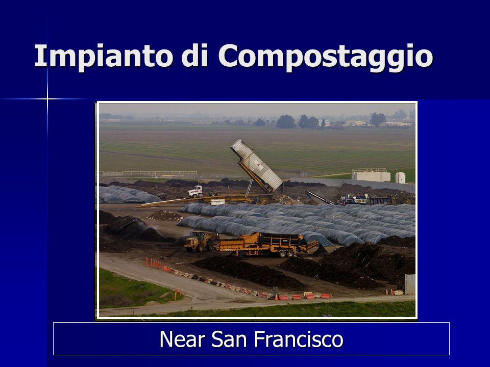 Impianto di Compostaggio Near San Francisco