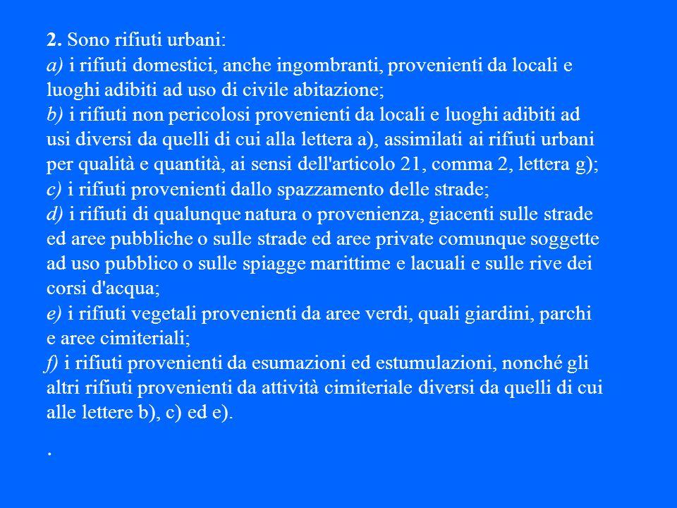 50 Obiettivi nella gestione dei rifiuti RICICLARE Obiettivi 4 R RIDURRE RIUTILIZZARERECUPERARE