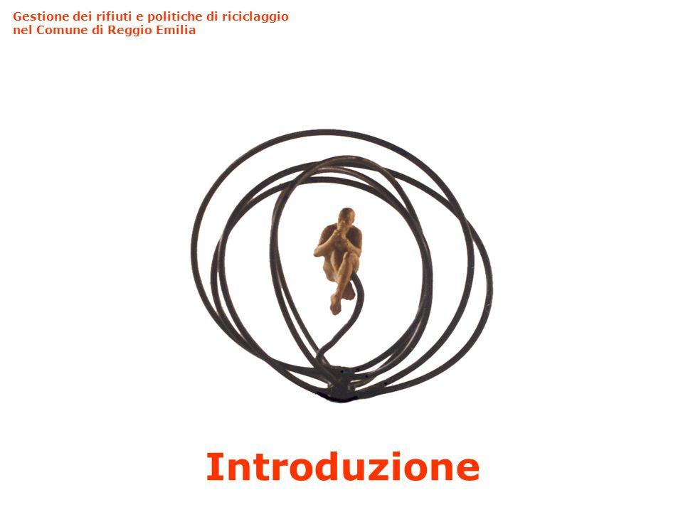 La raccolta differenziata a Reggio Emilia Gestione dei rifiuti e politiche di riciclaggio nel Comune di Reggio Emilia