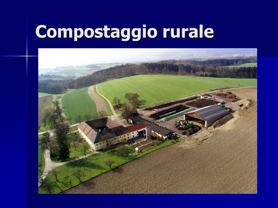 Compostaggio rurale