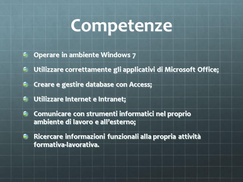 ECDL European Computer Driving Licence European Computer Driving Licence ECDL Core È la certificazione che attesta la capacità di utilizzare il PC nelle applicazioni più comuni.