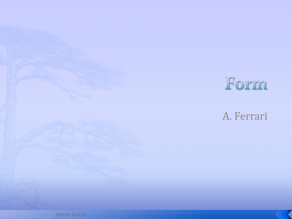 A. Ferrari Alberto Ferrari