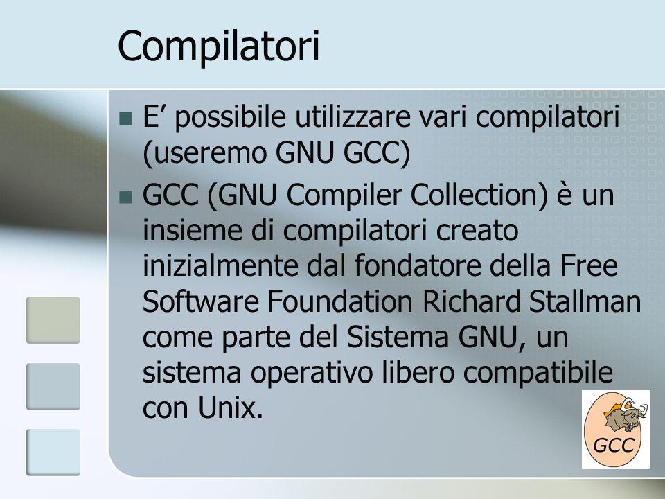 Linguaggio C Fu ideato nei Bell Laboratories della AT&T nel 1972 da Dennis Ritchie come evoluzione del linguaggio B di Ken Thompson usato per la scrittura dei primi sistemi operativi UNIX.