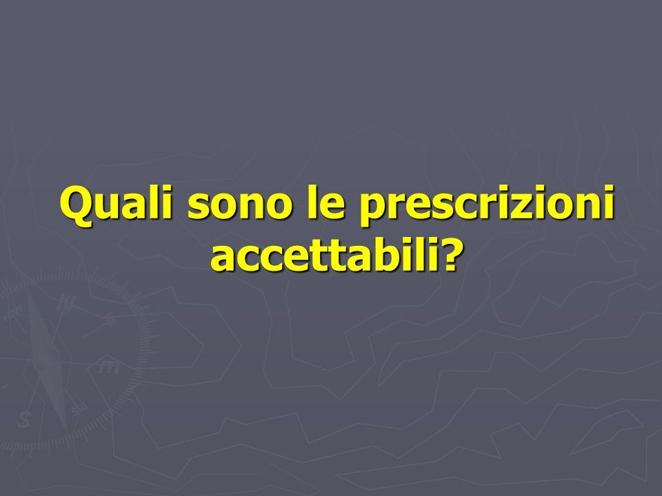Le prescrizioni poco chiare o illeggibili… Cosa fare?
