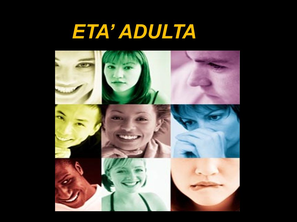 ETA ADULTA