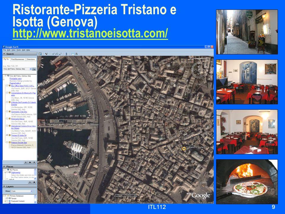 ITL1129 Ristorante-Pizzeria Tristano e Isotta (Genova) http://www.tristanoeisotta.com/ http://www.tristanoeisotta.com/