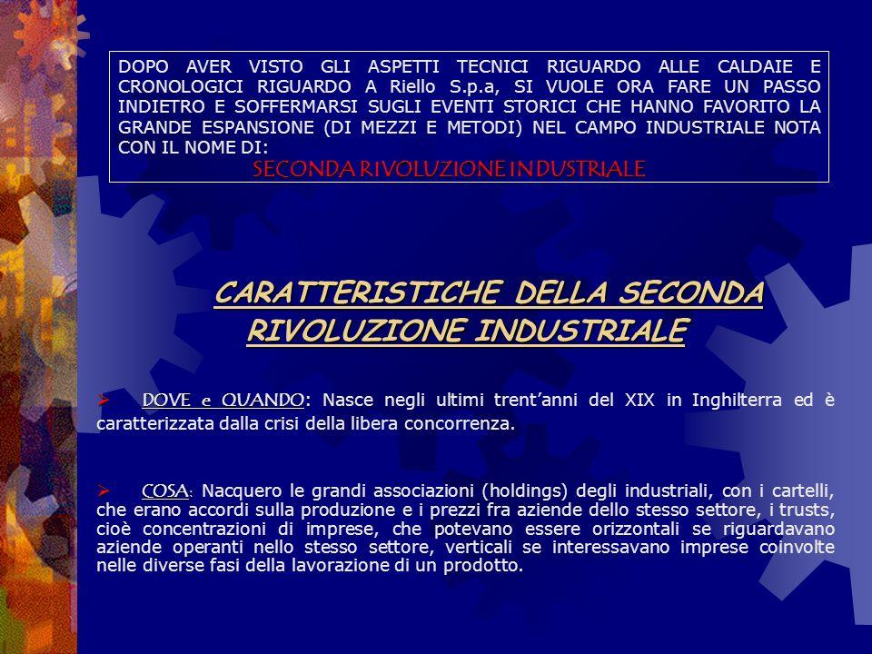 2000 Nasce Riello Trade 2000 Nasce Riello Trade La struttura industriale del Gruppo si consolida mentre nuovi mercati si affacciano per l esportazione.
