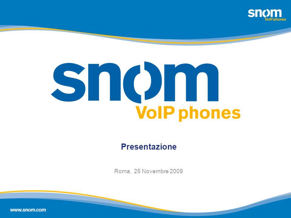 snom VoIP Phones | snom 370 Top di gamma della serie 3XX.