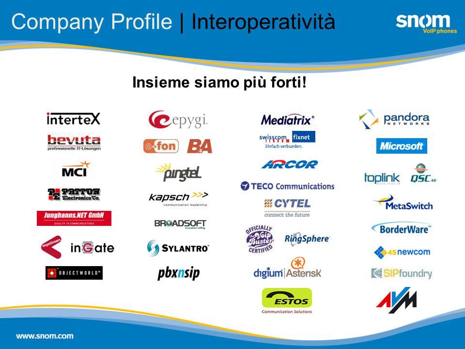 snom VoIP Phones | snom 820 Telefono IP nuova generazione.