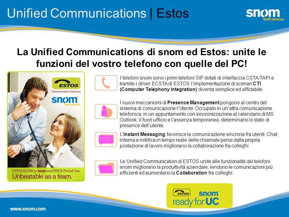 snom VoIP Phones | snom MP Ideale per le Audioconferenze VoIP.