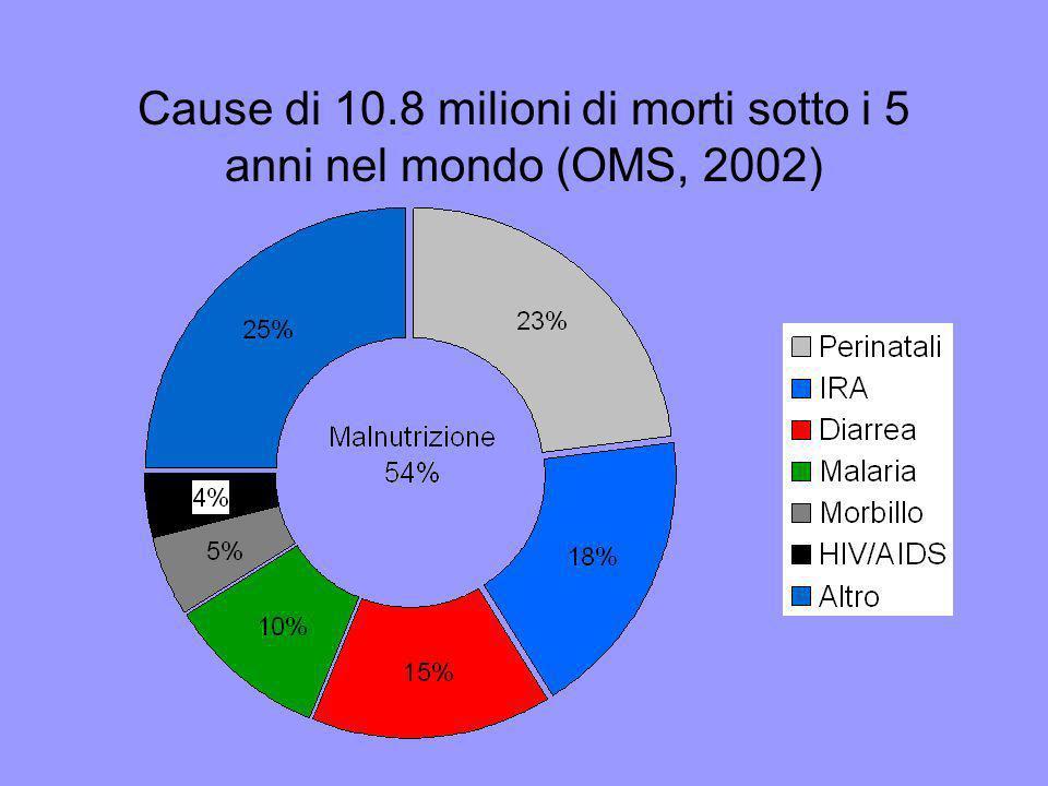 Epatite B Circa 2 miliardi di persone infette Prevalenza superiore a 8% in Africa subsahariana, Asia del sudest, Cina, Indonesia, Corea, Filippine, Medio Oriente, bacino dellAmazzonia, Rep.