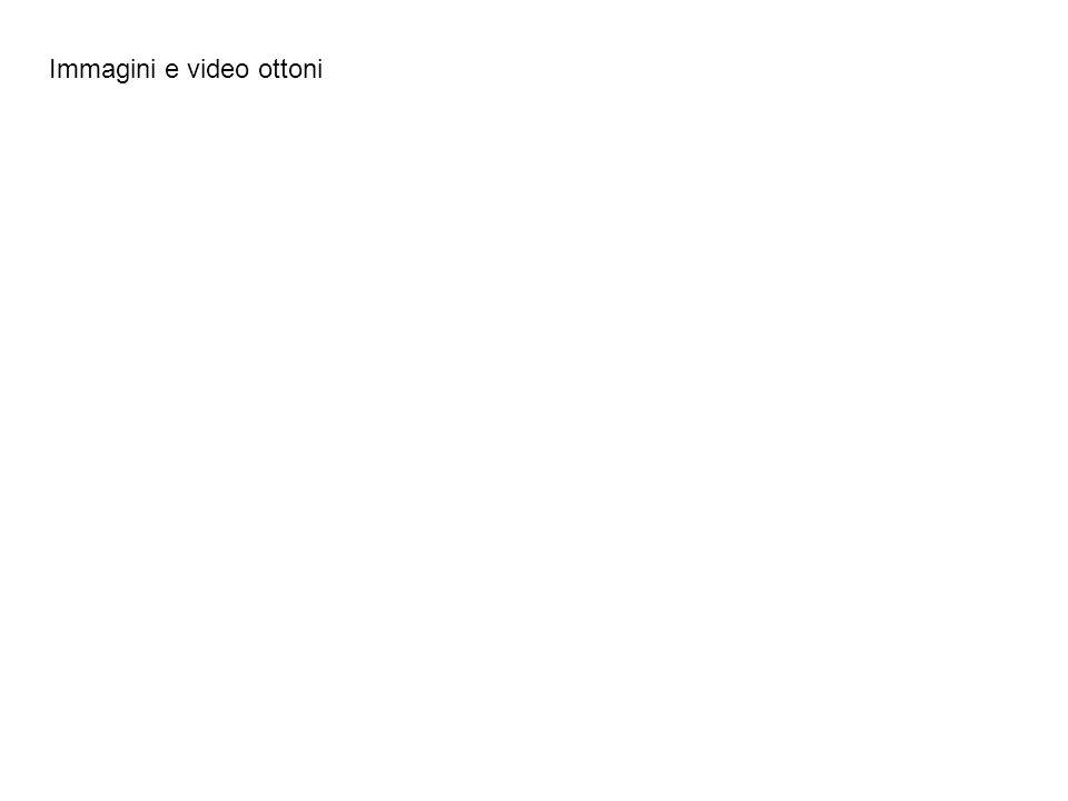 Immagini e video ottoni