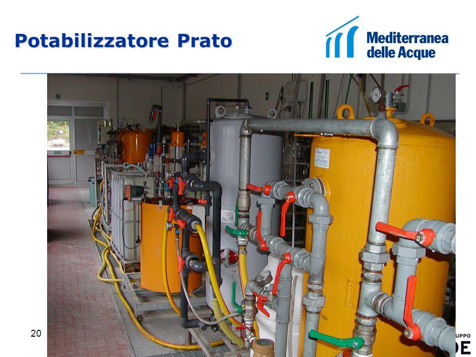 20 Potabilizzatore Prato