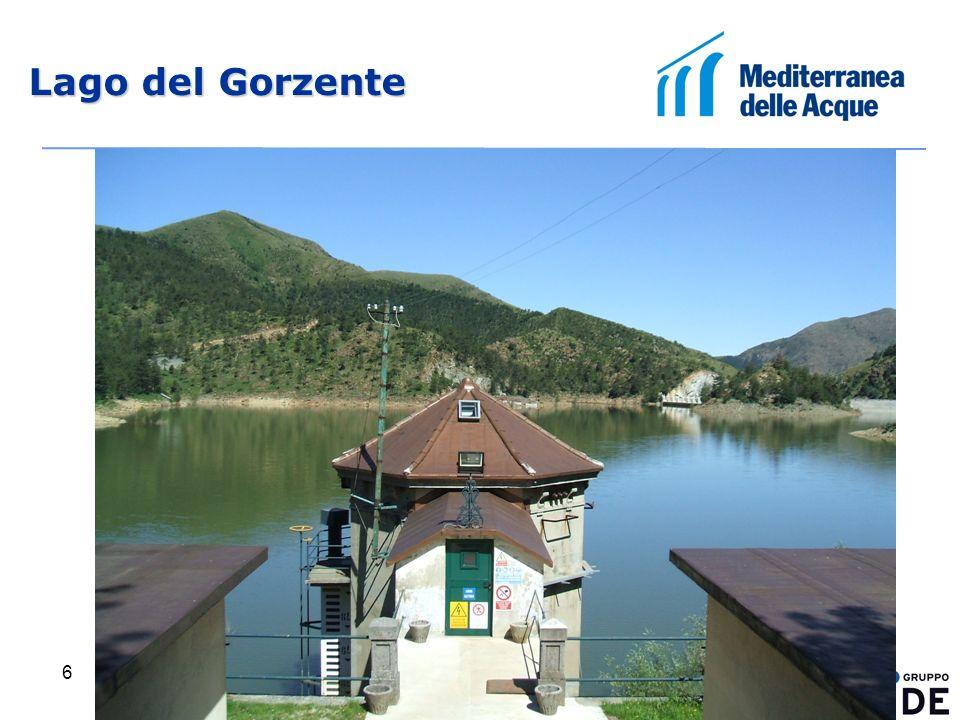 6 Lago del Gorzente