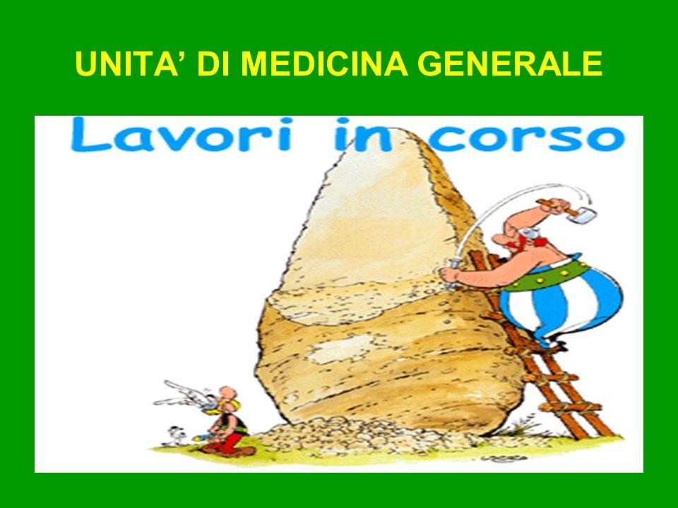 UNITA DI MEDICINA GENERALE