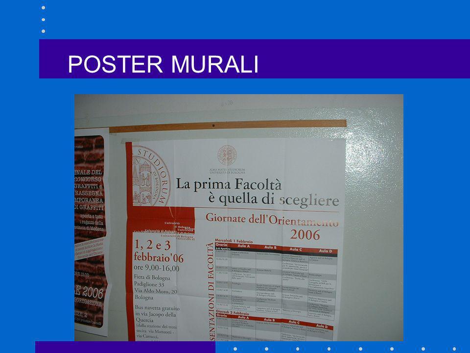 POSTER MURALI